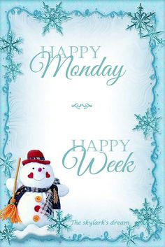 Good morning sister and all, happy Monday and a Lovely week, God bless ☕ Good Morning Winter, Good Morning Christmas, Good Morning Happy Monday, Morning Wish, Happy Weekend, Xmas, Happy Monday Quotes, Monday Morning Quotes, Monday Greetings