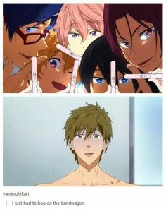 Bahahahah.... OMG!!!! <<< I'm sorry (not sorry) for liking these as much as I do (gotta admit though, the Free!dom is one of the best lol)