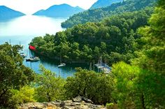 seeyouturkey: #Gocek Turkey