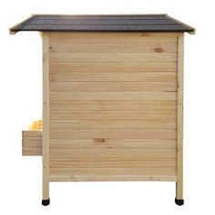 Hühnerstall Colonial Pinus - Tierbedarf Breker Outdoor Furniture, Outdoor Decor, Outdoor Storage, Box, Colonial, Shed, Outdoor Structures, Home Decor, Set Of Drawers