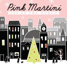 More holiday music: Joy To The World by Pink Martini <--- love them! Christmas Albums, Christmas Music, White Christmas, Vintage Christmas, Christmas Time, Christmas Lounge, Christmas Classics, Merry Christmas, Christmas Playlist