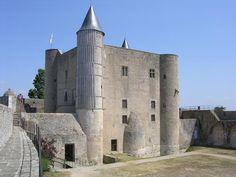 Chateau Noirmoutier