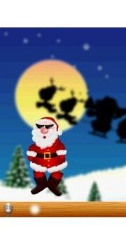 Dancing Santa is a fun festive app for your Phone or Pad.