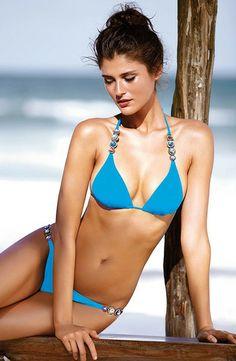 Maillot de bain Fiore | Pain de Sucre SS14 #maillotdebain #paindesucre #swimwear #lingerie #lebloglingerie lebloglingerie.com