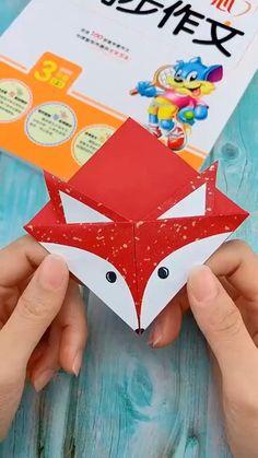 Diy Crafts Hacks, Diy Crafts For Gifts, Creative Crafts, Creative Bookmarks, Bookmarks Diy Kids, Handmade Bookmarks, Paper Bookmarks, Diy Projects, Yarn Crafts