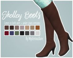 Sims 4 Maxis Match Finds — mysteriousdane: Shelley Boots Basically, I've. Sims Four, Sims 4 Mm Cc, Maxis, Sims 4 Cas, My Sims, Vêtement Harris Tweed, Teen Wolf, Coming Out, Sims 4 Cc Shoes