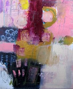 untangle the knots yourself Wendy McWilliams 24x28 canvas