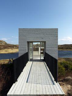 Estudio Puente / Saunders Architecture