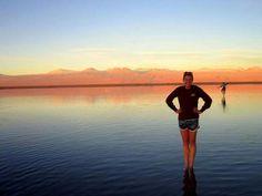 Norte de Chile, Laguna Tebinquinche.