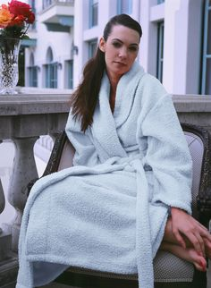 Perfect for chilly mornings as it is for cozy evenings  85.00  soft  robes  Women s 9095beab5