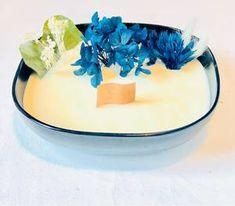 CONFIDENCES SUR L'OREILLER (taille no5) Decoration, Serving Bowls, Tableware, Desserts, Food, Candles, Decorating Candles, Dried Flowers, Neck Pillow