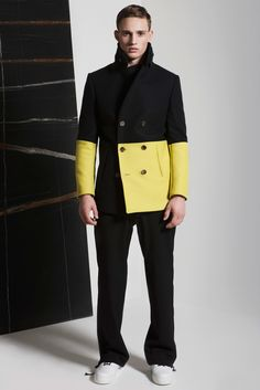 Ports 1961 Fall 2015 Menswear Fashion Show
