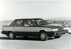 1986 Toyota Camry LE