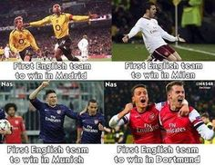 Arsenal. Simply the best!
