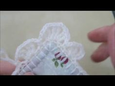 High Tea Crochet Part 3 - YouTube