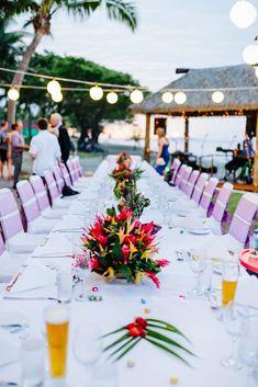 Annette & Andrew's Stunning Chapel Wedding at Sofitel Fiji Resort & Spa — Nadi Bay Photography Wedding Locations, Wedding Events, Our Wedding, Wedding Ideas, Wedding Things, Wedding Styles, Wedding Inspiration, Wedding Guest Book, Wedding Table