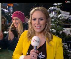 Kathi Wörndl, Servus TV / Einfach Kathi Blazer S/S 13 & Shirt You Know You Want It |Rebekka Ruetz