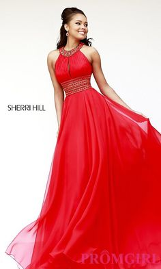 Long Prom Dress Style: SH-11086 Front Image