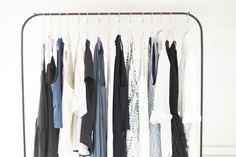 How to Create a Capsule Wardrobe - The Everygirl