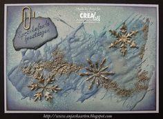 Crealies: Cool Christmas