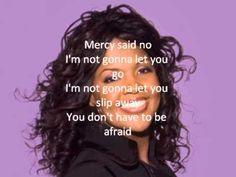 Cece Winans- Mercy Said No (LYRICS) - YouTube