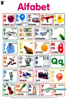 Alfabet in Afrikaans Preschool Worksheets, Preschool Learning, Educational Activities, Learning Activities, Activities For Kids, Teaching, Afrikaans Language, Alphabet, Teachers Aide