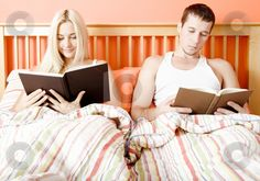 Google Image Result for http://watermarked.cutcaster.com/cutcaster-photo-100560159-Couple-Reading-in-Bed.jpg