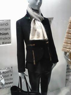 Moschino Jacket with Zips