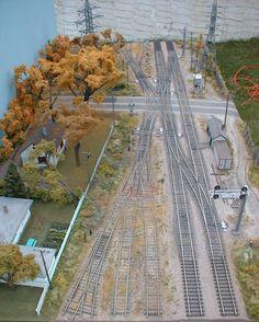 Renegade HO Modular Railway Group