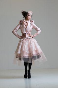 Haute Couture by Ella Deck High Fashion, Deck, Ballet Skirt, Skirts, Design, Haute Couture, Fashion, Hamburg, Skirt