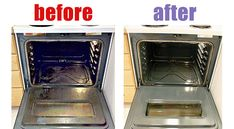 De-gunk the inside of your oven. | 21 Cleaning Basics You Probably Don't Know