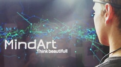 Students project. 2011. Mind Art: Think beautiful! by Marina CherrY.