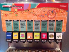 Which current flavor at EPCOT's Club Cool is your choice to wet your whistle?