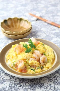 Stir-fried Prawns with Eggs | Taiwanese food #recipe in Chinese