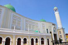 Jumma Mosque in Maputo: http://eagerjourneys.com/48-hours-in-maputo/