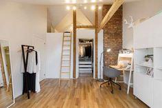 FINN – ST.HANSHAUGEN / ILA: Urban 3(4)-roms loftsleilighet med 133 kvm gulvareal - 2 bad - innredet loft. Se 3D-Boligvisning!