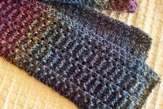 GRAYWOOD DESIGNS: FREE PATTERN: Little Lacey Scarf