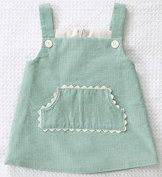 use an oliver & s pattern to modify. Via ressicajachel