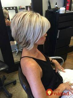 Inverted Bob Haircuts For Fine Hair - Hair Beauty 2015 Hairstyles, Short Bob Hairstyles, Cool Hairstyles, Hairdos, Short Hair Cuts, Short Hair Styles, Bob Haircut For Fine Hair, Bobs For Fine Hair, Haircut Bob