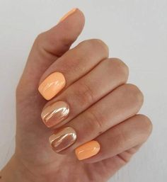 Varied Nail Paint On Nails To Try Something Different