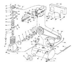 Stihl MS 460 Chainsaw (MS460 R) Parts Diagram, Conversion