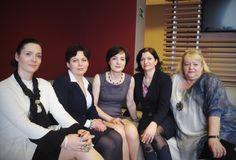 Magdalena, Ania, Ewa, Małgosia i Małgosia