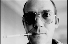 Gonzo: The Life and Work of Dr. Hunter S. Hunter S Thompson, Don Johnson, Ralph Steadman, The End Is Near, Fear And Loathing, Miami Vice, Today Quotes, The Life, Rolling Stones