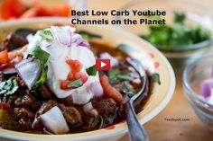 Top 50 Low Carb Youtube Channels