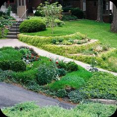 Garden Concepts, Garden Decoration, Garden Design, Garden Slope