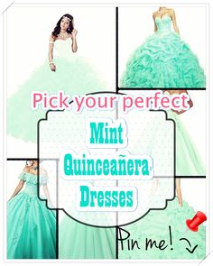 Choosing The Best Mint Quinceanera Dress Find the best Mint quinceanera dresses in the area of yours! Find out Mint quinceanera dresses and where to get them! Mint Quinceanera Dresses, Quinceanera Party, Dream Party, Quince Dresses, Bid Day, Coming Of Age, Social Events, All About Eyes, Dress First