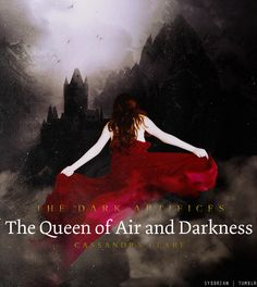 love is a contradiction, The Queen of Air and Darkness Book #3 of Cassandra...