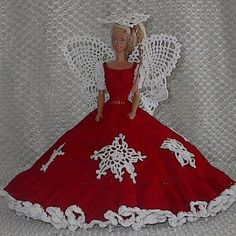 Angel Amanda - free pattern