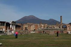 Pompei, the best place in the world to understand how the romans used to live. Read more on my blog http://www.tourguiderik.com/en/blog/article/pompei/
