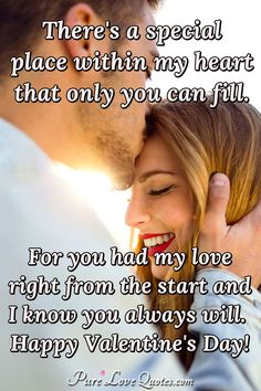 Pure Love Quotes, Romantic Quotes For Him, I Love You Quotes For Him, Deep Quotes About Love, Beautiful Love Quotes, Love Yourself Quotes, Happy Valentines Message, Valentine Messages, Valentine's Day Quotes